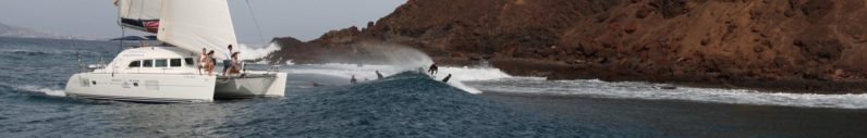 CBCM Sailing Club Charter Surf Lanzarote / Fuerteventura Canary Islands