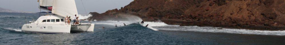 CBCM Sailing Club Charter Surf Lanzarote / Fuerteventura Canary Islands