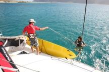Croisière : Lanzarote / Fuerteventura Kitesurf , Surf, ou stand up Paddle