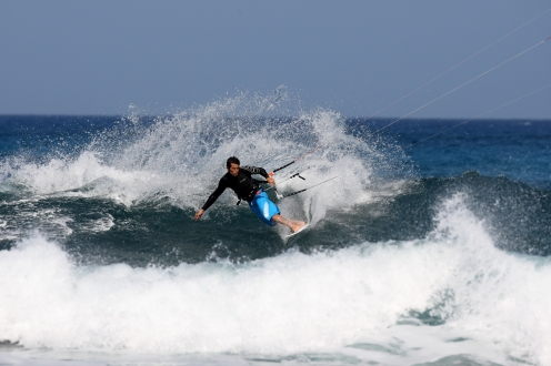 Kitesurf and surf Cruise Canary Islands
