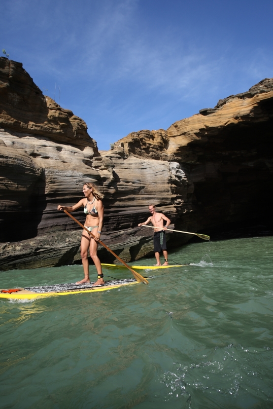 Croisière : Lanzarote / Fuerteventura stand up Paddle