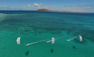 CBCM Kitesurf charter in Fuerteventura : Lanzarote 2 jpg