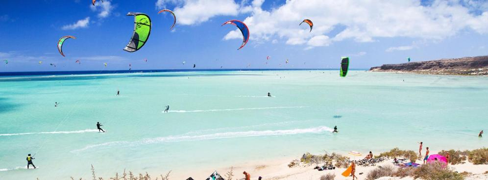 Croisière : Fuerteventura Kitesurf Sotavento