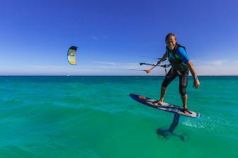Charter Kitesurf Fuerteventura Foil